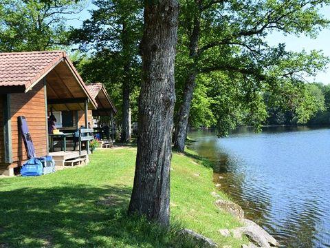 Nièvre  Camping de l'Etang du Merle  - Camping Nièvre - Afbeelding N°9