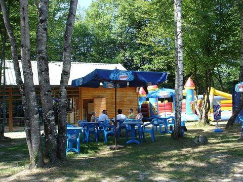 Nièvre  Camping de l'Etang du Merle  - Camping Nièvre - Afbeelding N°4