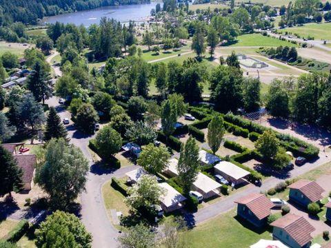 Camping Le Lac Des Sapins  - Camping Rhône - Image N°13
