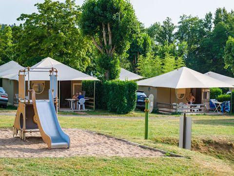 Camping Le Lac Des Sapins  - Camping Rhône - Image N°12
