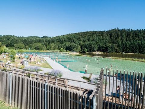 Camping Le Lac Des Sapins  - Camping Rhône - Image N°5
