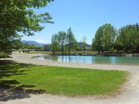 Camping Le Colombier - Camping Ain