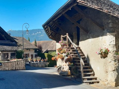 Camping Le Colombier - Camping Ain - Image N°11
