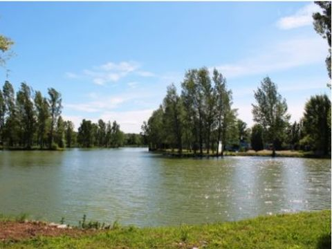 Camping Le Plan d'eau St Charles - Camping Tarn - Image N°16