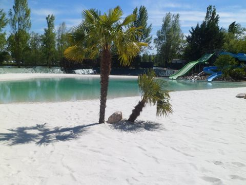 Camping Le Plan d'eau St Charles - Camping Tarn - Image N°3