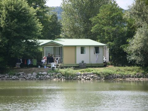 Camping Le Plan d'eau St Charles - Camping Tarn - Image N°13