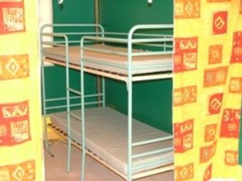 CHALET 5 personnes - Chalet Toile Confort