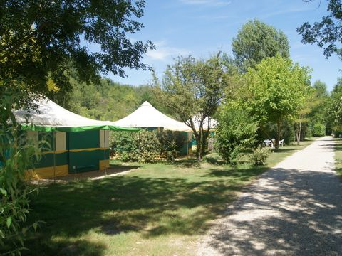 Camping Le Plan d'eau St Charles - Camping Tarn - Image N°14