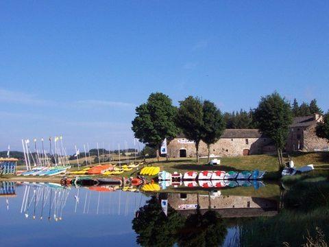 Camping du Lac de Devesset - Camping Ardeche - Image N°3
