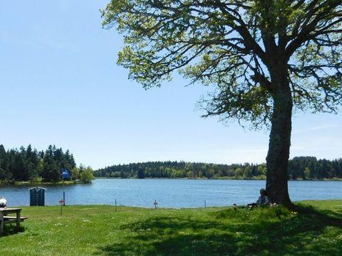 Camping du Lac de Devesset - Camping Ardeche - Image N°5