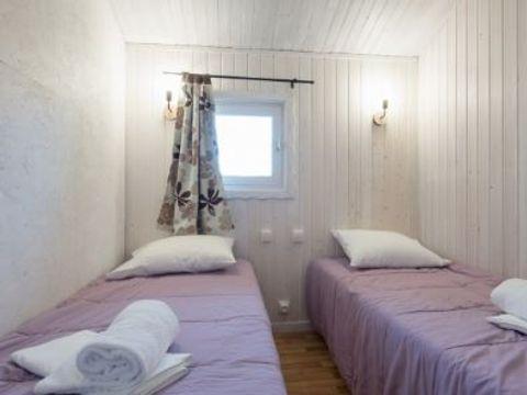 GÎTE 6 personnes - Brissonne, 2 chambres à l'étage + TV
