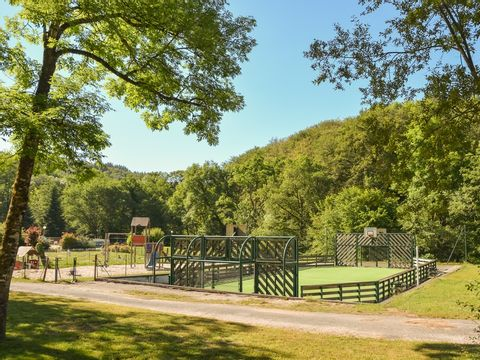 Camping Au Bois de Calais - Camping Correze - Image N°5