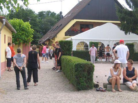 Camping au Pays de Hanau - Camping Bas-Rhin - Image N°4