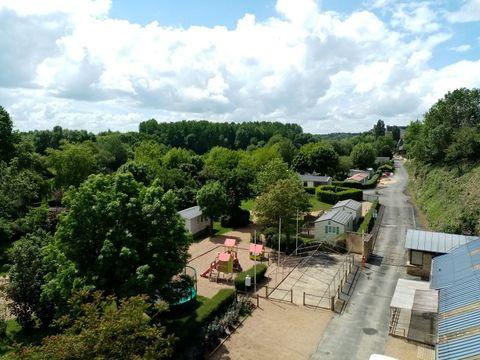 Camping Les portes de l'Anjou - Camping Maine-et-Loire