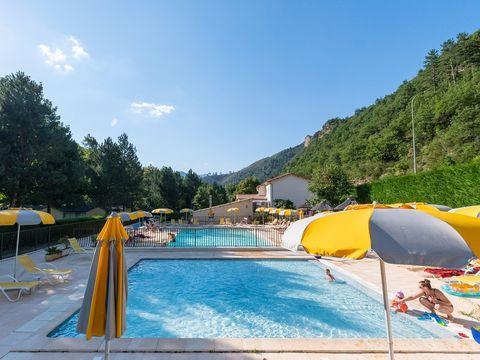 Camping Les Eaux Chaudes - Camping Alpes-de-Haute-Provence - Image N°4