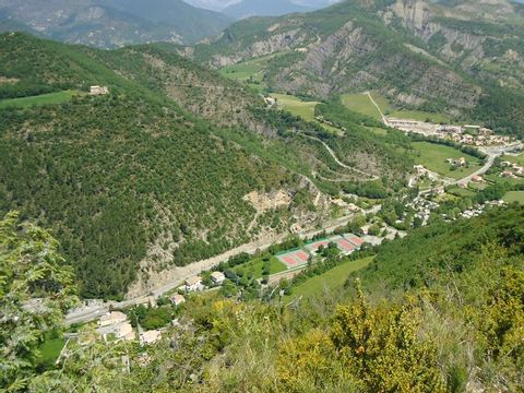 Camping Du Bourg - Camping Alpi dell'Alta Provenza - Image N°6