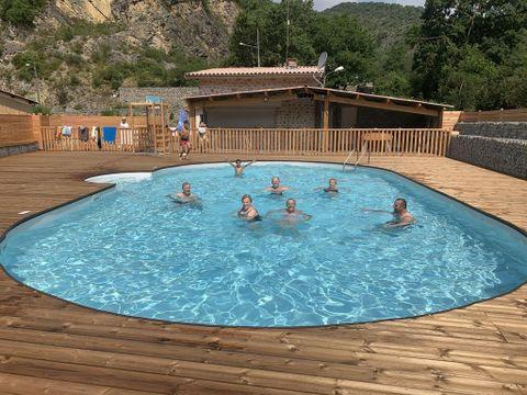 Camping Du Bourg - Camping Alpes-de-Haute-Provence