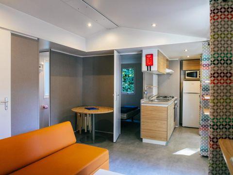 MOBILHOME 6 personnes - Emeraude, 3 chambres