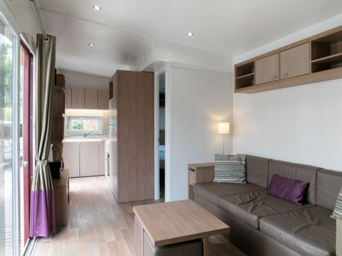 MOBILHOME 6 personnes - Platine, 3 chambres