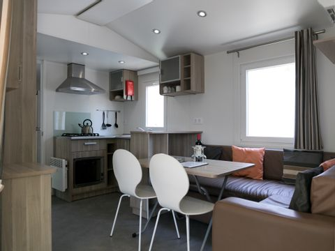 MOBILHOME 6 personnes - RUBY 2 chambres