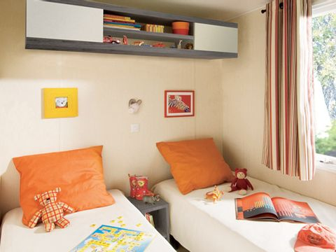 MOBILHOME 8 personnes - Comfort XL Loft - 3 chambres