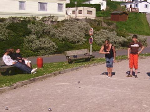 Pas-de-Calais  Camping La Falaise - Camping Pas-de-Calais - Afbeelding N°9