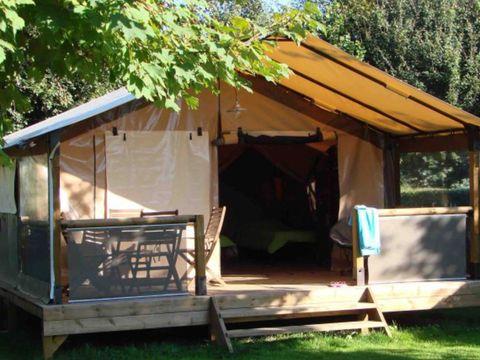 Camping La Reine Mathilde - Camping Calvados - Image N°24