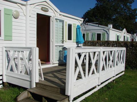 Camping La Reine Mathilde - Camping Calvados - Image N°21