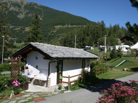 Camping Tunnel - Camping Vallée d'Aoste - Image N°8