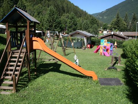 Camping Tunnel - Camping Vallée d'Aoste - Image N°3