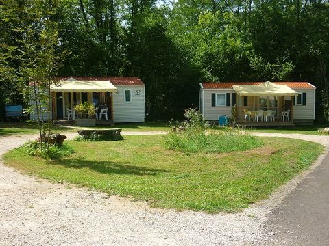 MOBILHOME 6 personnes - NARLAY