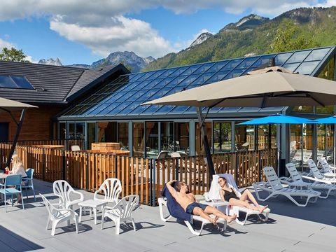 Camping La Nublière  - Camping Haute-Savoie - Image N°10