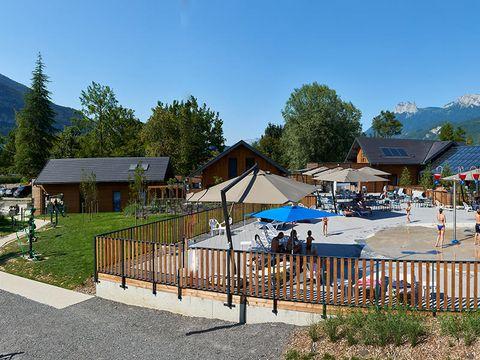 Camping La Nublière  - Camping Haute-Savoie