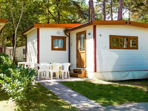 MOBILHOME 5 personnes - BAIA LUX