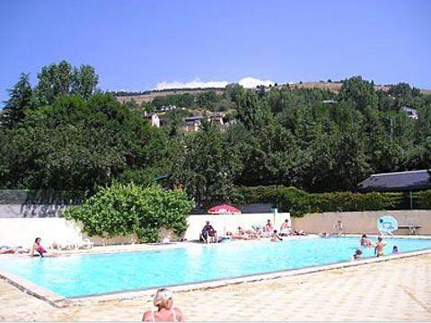 Pyrenees-Orientales  Camping Les Jardins d'Estavar - Camping Pyrenees-Orientales - Afbeelding N°2