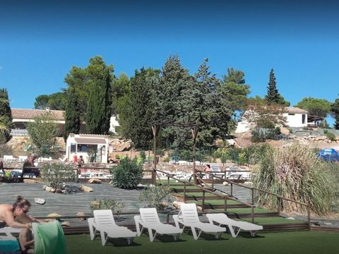 Aube  Camping Le Pinada - Camping Aube - Afbeelding N°7