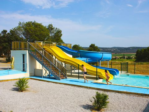 Aube  Camping Le Pinada - Camping Aube - Afbeelding N°4