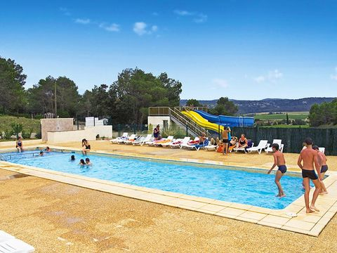 Aube  Camping Le Pinada - Camping Aube - Afbeelding N°2