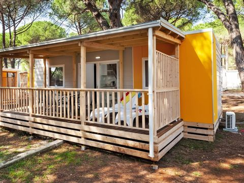MOBILHOME 5 personnes - FAMILY SUPINA
