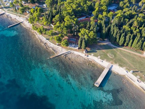 Camping Kamp Pineta - Camping Istrie
