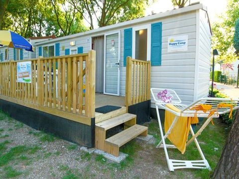 MOBILHOME 6 personnes - Standard