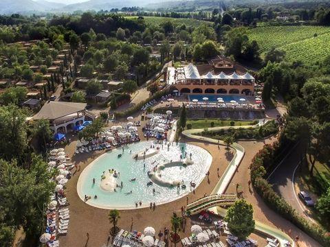 Camping Norcenni Girasole - Camping Florence