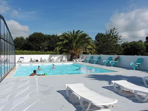 Camping Kerscolper  - Camping Finistere