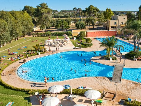 Camping La Masseria - Camping Lecce - Image N°4
