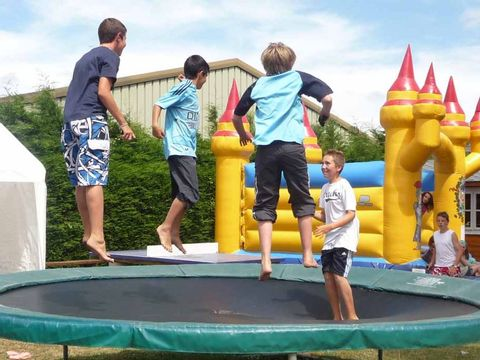 Camping PenHoat Côté Plage - Camping Finistere - Image N°10