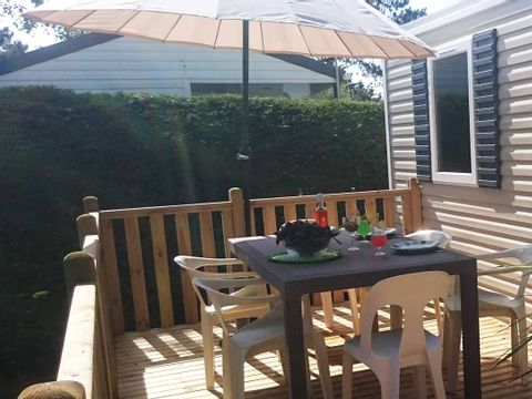 Camping PenHoat Côté Plage - Camping Finistere - Image N°23