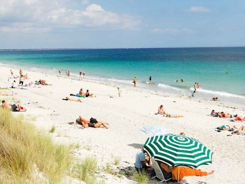 Camping PenHoat Côté Plage - Camping Finistere - Image N°24