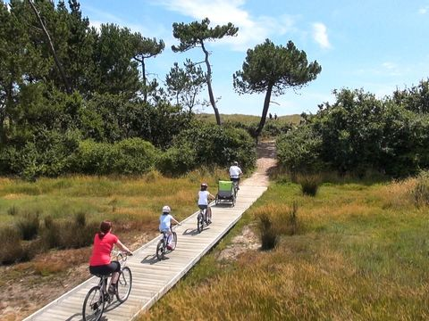 Camping PenHoat Côté Plage - Camping Finistere - Image N°25
