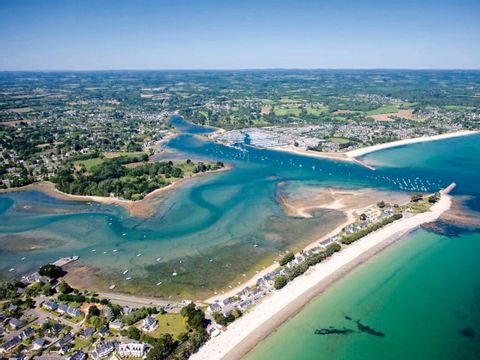 Camping PenHoat Côté Plage - Camping Finistere - Image N°19