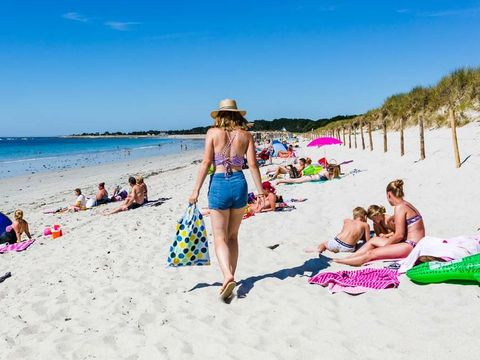 Camping PenHoat Côté Plage - Camping Finistere - Image N°8